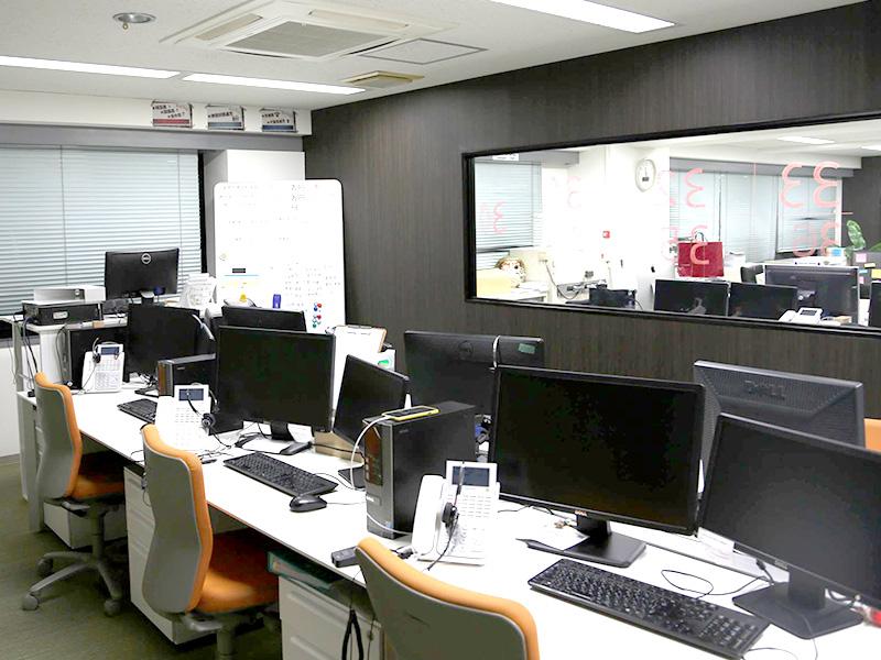 営業オフィス(コールセンター)
