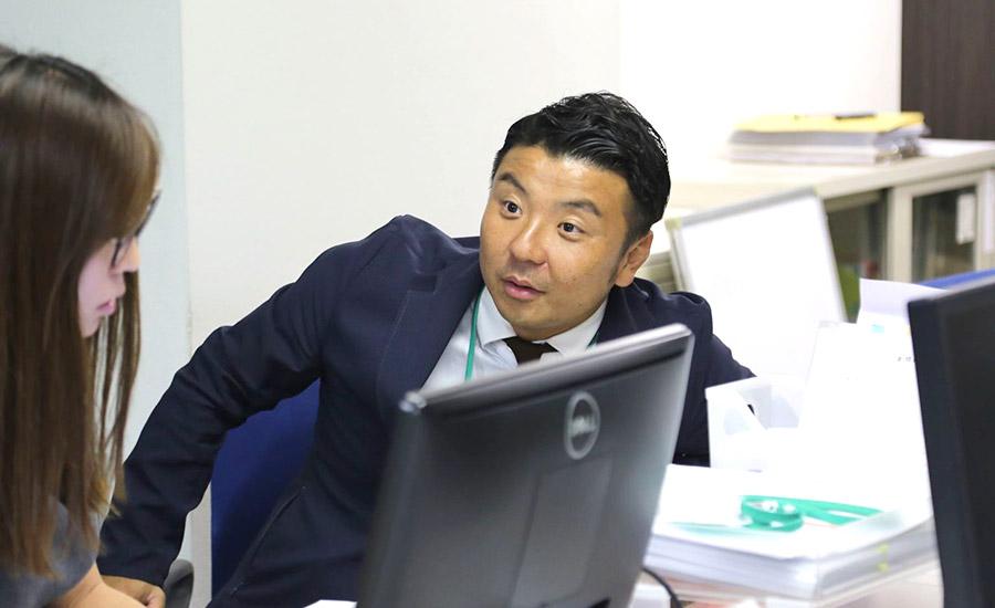 株式会社エコランド本部長 趙勇樹